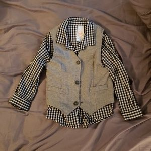 Boys suits and vests
